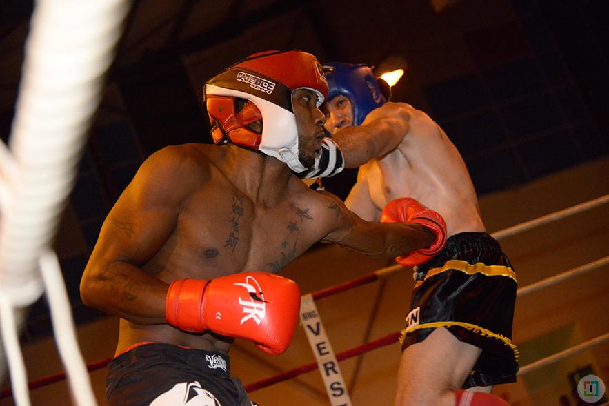 Combat de boxe 2 - IMAZCOM