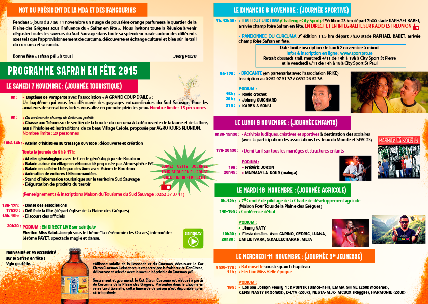 safran-2015-programme